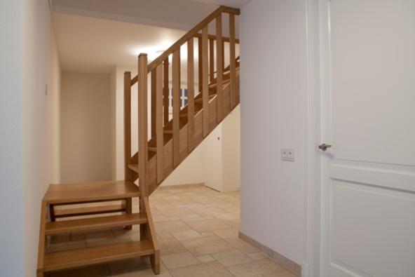 trap met onderbordes