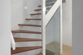 trap interieur woonhuis