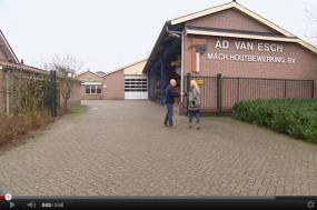 Ad van Esch ontvangt RTL
