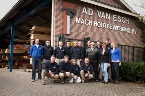 Personeel Ad van Esch BV oktober 2012