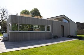 nieuwbouw woonhuis iroko