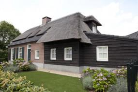 renovatie vernieuwde boerderij