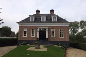 nieuwbouw notariswoning: kozijnen en deuren