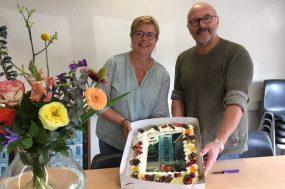 Ad en Elly van Esch 35 jaar
